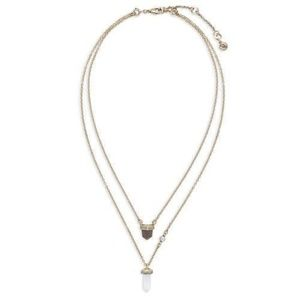 NEW/NBW Vintage Atlas Convertible Necklace